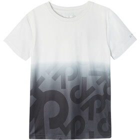 Reima Vauhdikas T-Shirt Boys, negro/blanco